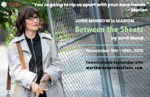BETWEEN THE SHEETS Opens This November in Toronto