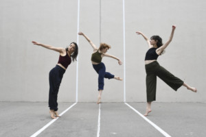 All Female Trio Give Modern Dance A New Home In Hudson Valley