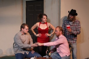 Sam Shepard's FOOL FOR LOVE Comes to Stagecrafters in October