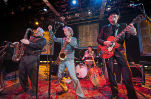 Rock & Roll Dance Party With Gene Casey And The Lone Sharks Comes to Bay Street Theater Today