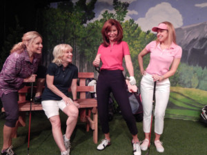 Pigs Do Fly Productions THE LADIES FOURSOME Returns To Empire Stage - 10/4 - 21