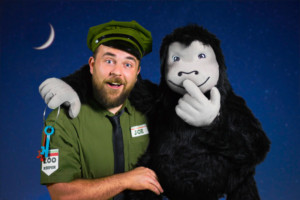 GOOD NIGHT, GORILLA Takes To The Stage In New Musical For Very Young Audiences