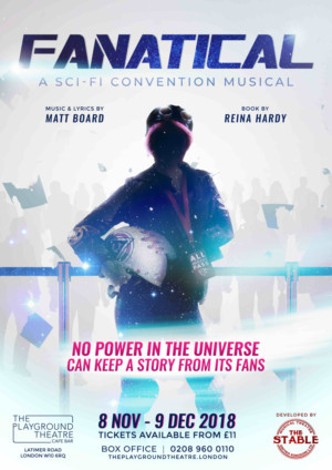 Stephen Frost And Suanne Braun Lead The Cast Of The World Premiere Of Sci-fi Convention Musical FANATICAL