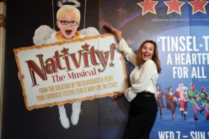 Jane McCarry Joins the Cast of NATIVITY! The Musical