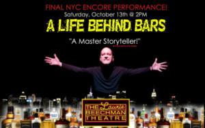 Dan Ruth Reprises Award Winning A LIFE BEHIND BARS At Laurie Beechman Theatre