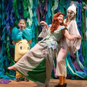 DreamWrights' Presents A Family Affair with THE LITTLE MERMAID