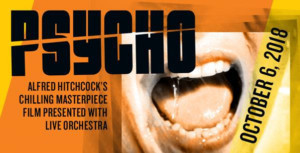 Las Vegas Philharmonic Presents PSYCHO 10/6
