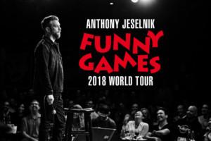 The Kentucky Center And Live Nation Present Anthony Jeselnik