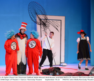 DR. SEUSS'S THE CAT IN THE HAT Adds Performance at Kennedy Theatre
