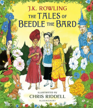 Albany Theatre to Host Exclusive Launch Event for Illustrated THE TALES OF BEEDLE THE BARD