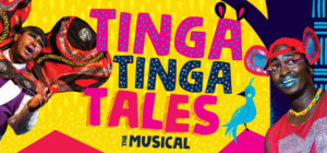 New Victory's TINGA TINGA TALES: THE MUSICAL Begins October 13, 2018