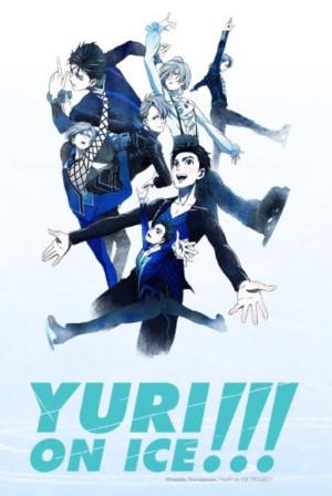 YURI!!! ON ICE Series Marathon Comes to To U.S. Movie Cinemas, 10/13