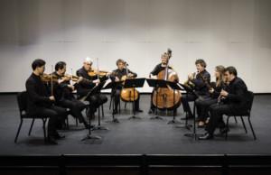 Academy Of St. Martin In The Fields Ensemble Performs Schubert Octet
