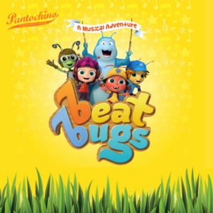 Pantochino Brings Netflix Series BEAT BUGS To Milford In World Premiere New Musical