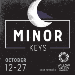 MINOR KEYS A Delightfully Dark Original Theatrical Concert Comes to Chautauqua Hall