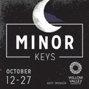 MINOR KEYS A Delightfully Dark Original Theatrical Concert Comes to Chautauqua Hall