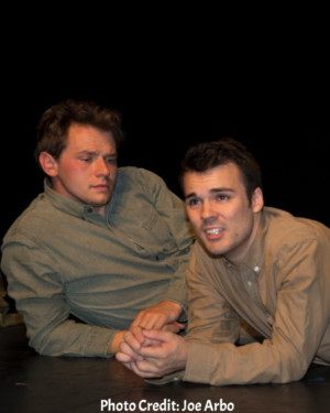 Gay Wartime Love Story FLOWER OF IOWA Selected For Finals Gala On Theatre Row
