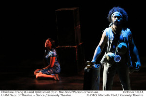Media Kennedy Theatre Presents THE GOOD PERSON OF SETZUAN