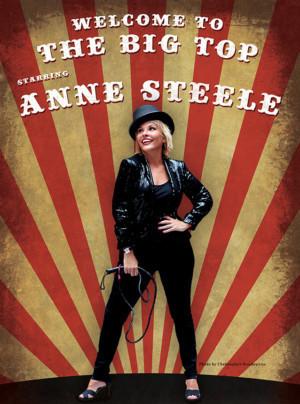 Multi Award-Winning Singer Anne Steele To Make Her London Debut