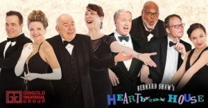 Last 2 Weeks to Catch An All-Star Cast of Actors in HEARTBREAK HOUSE