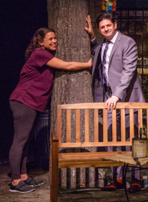Real Tree in NATIVE GARDENS Intrigues Audiences