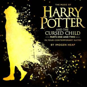 The Music Of HARRY POTTER AND THE CURSED CHILD Will Be Released November 2