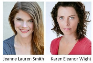 Jeanne Lauren Smith and Karen Eleanor Wight Cast For Reading of Michael Wells-Oakes' Newest Play, LEAVE PHILADELPHIA, NEVER