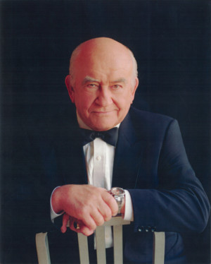 Ed Asner Brings A MAN AND HIS PROSTATE to The Ridgefield Playhouse
