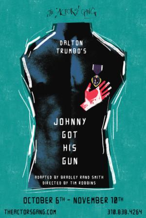 JOHNNY GOT HIS GUN Opens At The Actors' Gang Next Month