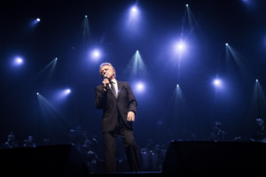 Frankie Valli & The Four Seasons Perform At The Historic Auditorium Theatre 11/3