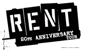 Tickets For RENT 20th Anniversary Tour On Sale This Sunday