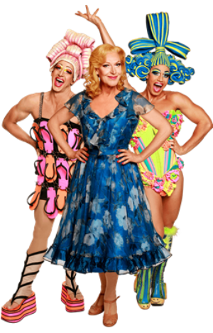 PRISCILLA QUEEN OF THE DESERT Opens For First Time In Queensland