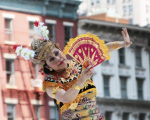 BALAM Dance Theatre Premieres The Dancing Fan: An Icon From Spanish, Japanese, And Balinese Courts