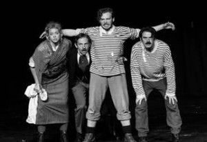 The Long Lane Theatre Company Presents The Original Production Of THE GIANT KILLERS