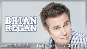 Comedian Brian Regan to Return to Morrison Center