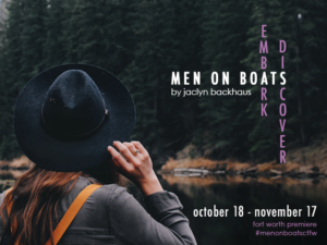 Circle Theatre to Present MEN ON BOATS