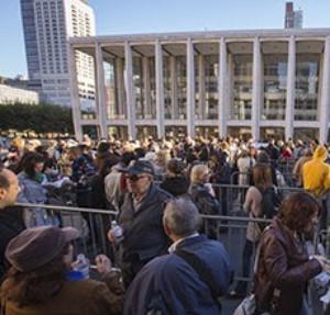 New York Philharmonic Hosts Free Open Rehearsal, 9/27