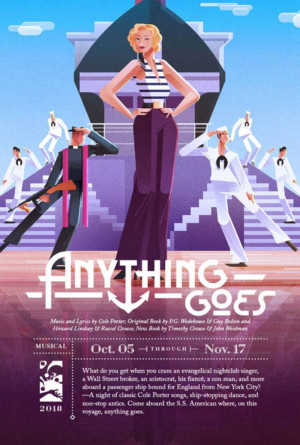 Hale Center Theater Orem To Produce ANYTHING GOES