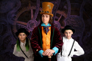 ROALD DAHL'S WILLY WONKA Jr. Opening At Artisan Center Theater