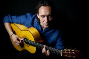 Vicente Amigo, Grammy Winner, Brings Flamenco Guitar To The Soraya 10/17