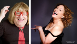 White Plains Performing Arts Center Presents Bruce Vilanch and Judy Gold