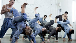 DanceWorks Opens Season With RUBBERBANDance Group New Work