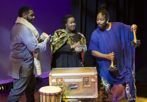 Columbia Children's Theatre To Present IndigoSoul's SHINE