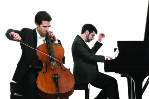 Canellakis Brown Duo Comes to ABT, 10/5