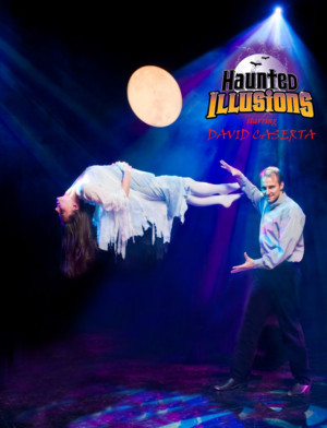 HAUNTED ILLUSIONS Is Back With A Chance To Join David Caserta On Stage