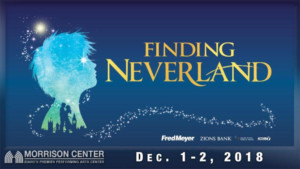 Single Tickets Now On Sale for FINDING NEVERLAND at Morrison Center