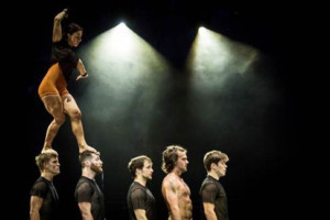 Australian Movement-Based Circus Company Returns To White Bird With The West Coast Premiere Of HUMANS