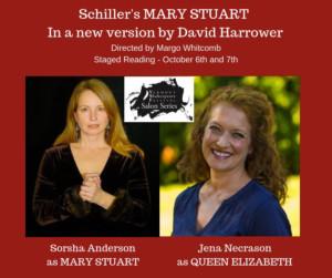 Vermont Shakespeare Festival Presents MARY STUART