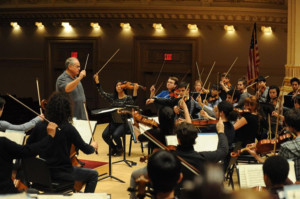 New York String Orchestra Celebrates 50 Years!
