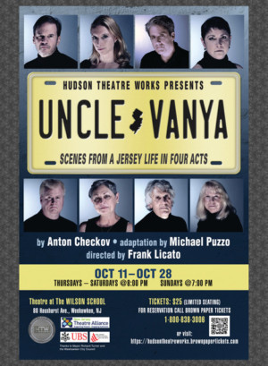 Casting Announced For Hudson Theatre Works' UNCLE VANYA